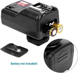 Kit de déclenchement de flash, ensemble de déclenchement de flash sans fil Déclencheur de flash sans fil universel, câble ...