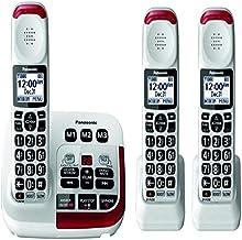 Panasonic KX-TGM420W Amplified Cordless Phone (3 Handsets) photo