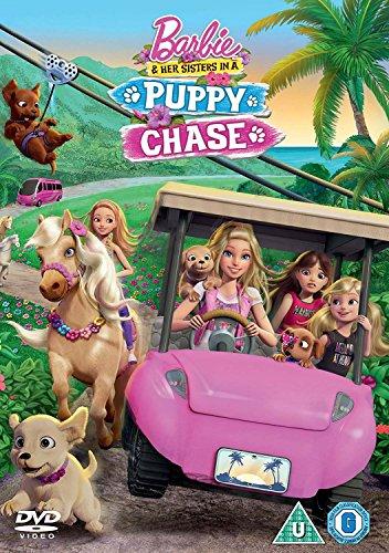 Barbie And Her Sisters In A Puppy Chase [Edizione: Regno Unito] [Reino Unido] [DVD]