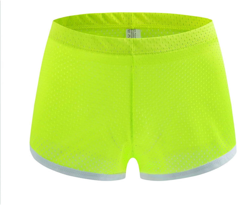 Segindy Men's Max 63% OFF Sports Shorts Summer Fashion Brea Low Super sale Mesh Waisted