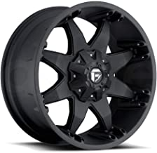 Fuel Offroad D509 Octane 20x12 5x139.7/5x150 -44mm Matte Black Wheel Rim