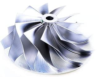 TRITDT Billet Compressor Wheel fit IHI SUBARU RHF5HB VF37 VF39 VF48 VF52 11+0 Blade Racing