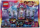 Lego Friends 41105, Pop Star: escenario, multicolor