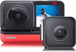Insta360 ONE R Twin Edition met 360 graden en 4K groothoekmods