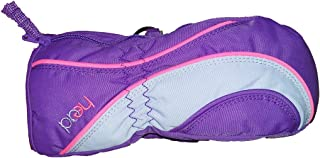 Jr. Ski Mitten Sweet Violet/PinK - Sizes For Girls (Small (Ages 4 to 6))