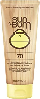 Sun Bum Original SPF 70 Sunscreen Lotion | Vegan Broad Spectrum Moisturizing UVA/UVB..