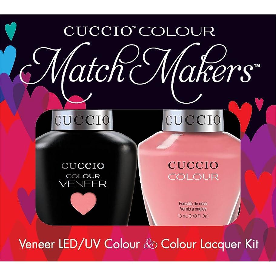 急流行進エラーCuccio MatchMakers Veneer & Lacquer - Turkish Delight - 0.43oz/13ml Each