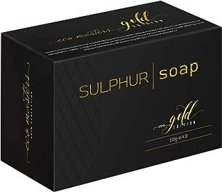 Jabón de Azufre Exfoliante y AntiAcné, Pack Exclusivo de 2