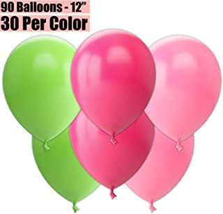 Best pink and lime green balloons Reviews