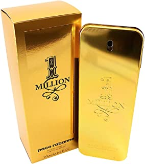 Paco Rabanne 1 Million - perfume for men, 200 ml - EDT Spray