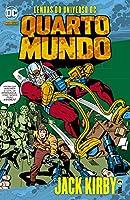 Lendas Do Universo Dc: Quarto Mundo Vol. 3: Jack Kirby