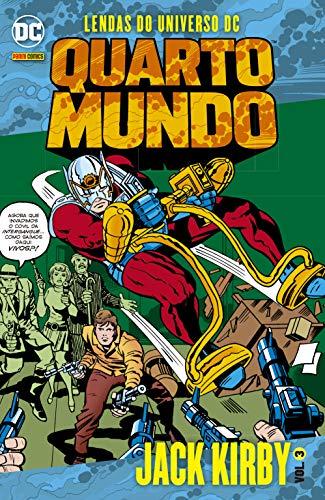 Quarto Mundo: Lendas Universo # 3: Jack Kirby