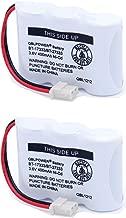 QBLPOWER BT17333 BT27333 Cordless Phone Battery Compatible Vtech BT17233 BT27233 BT163345 BT263345 CS2111 AT&T 01839 Sanyo CLT3500 GESPCH06 Radio Shack CS90174 12280731 23-956 23-9069 (2 Pack)