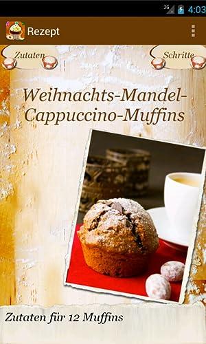 『Winter-Muffins, Weihnachts-Cupcakes & Mini-Kuchen: Himmlische Rezepte』の4枚目の画像