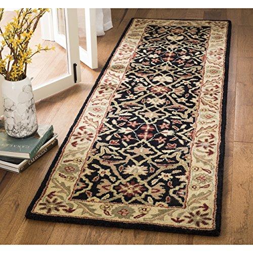 Safavieh antigüedad Collection at14a hecha a mano marfil alfombra de área de lana