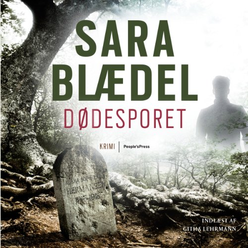 Dødesporet [Dead Track] audiobook cover art
