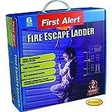 Temprix Rettungsleiter Feuerleiter First Alert 2 Stockwerke