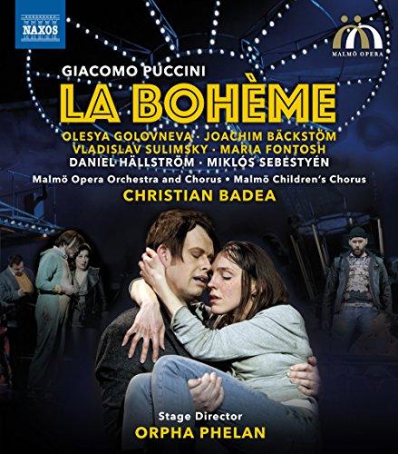La Bohème: Malmö Opera (Badea)