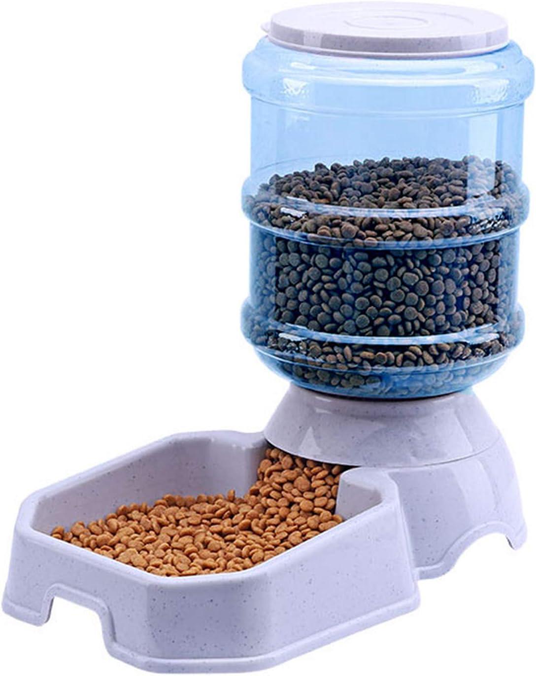 Automatic Pet Weekly update famous Water Food Dispenser Self-Disp 3.8L Large Capacity