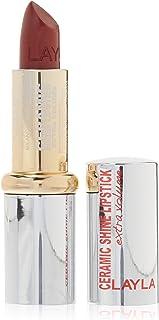 Layla Cosmetics Ceramic Shine Lipstick Extra Volume 191, 1 Ounce