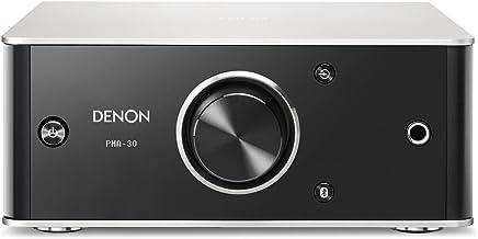 Denon PMA30SPE2 PMA-30 Design Series Integrated Amplifier (Bluetooth, Digital / Analog Input, 2 x 40W) Black / Aluminum