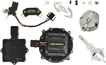 Proform 66945BKC GM HEI Distributor Tune-Up Kit, Black Cap