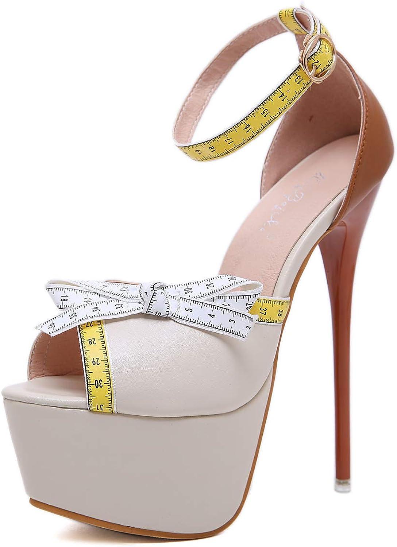 Women's Sandals - Super high Heel Sexy Stiletto Fish shoes