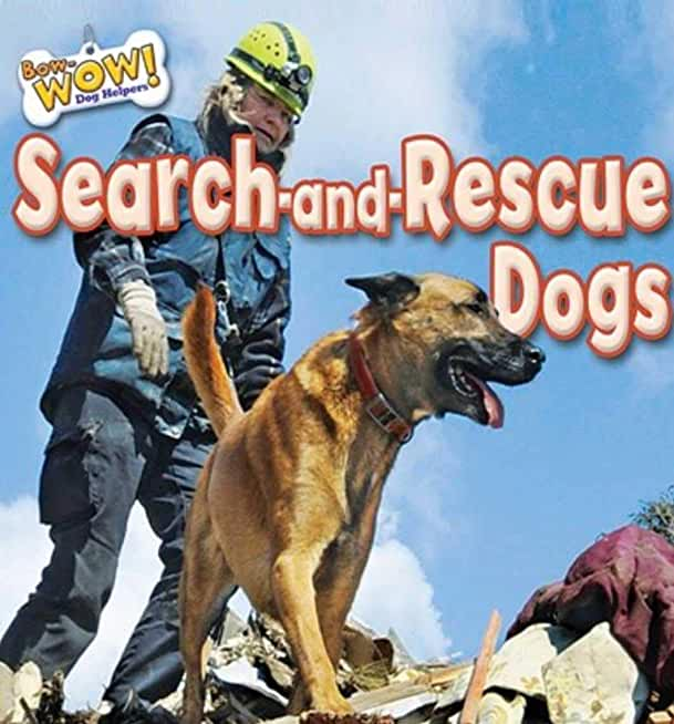 Search and Rescue Dogs: kids books ages 3-5 (English Edition)