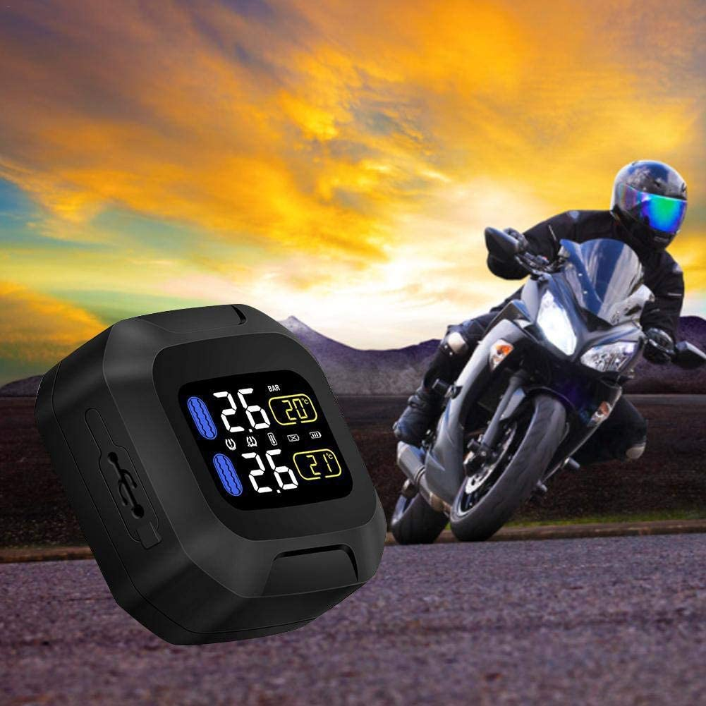 Super sale Popular standard PROKTH Wireless Tire Pressure Monitoring System for T Motorcycle