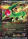 Pokemon Jumbo Oversized Flygon EX Foil Holo Promo Card XY61 XY 61 (English)
