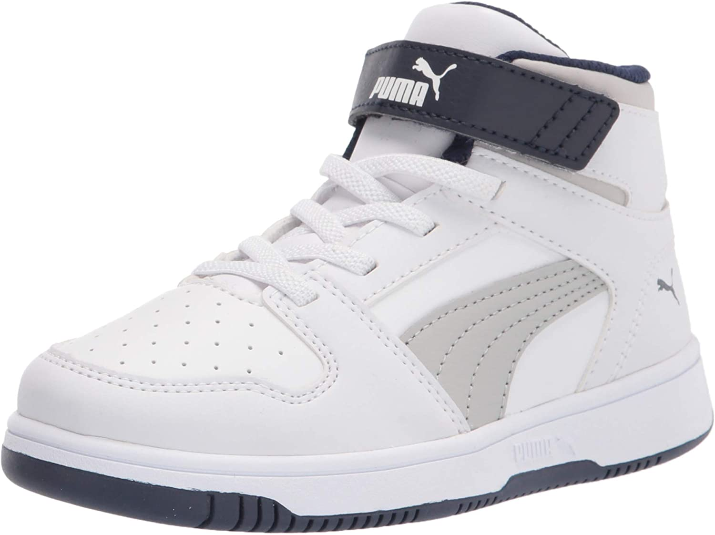 Max 89% OFF PUMA Weekly update Unisex-Child Rebound Layup and Loop Hook Sneaker