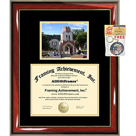 Allgiftframes Troy University Diploma Frame Graduation Double Matting Degree Troy State College Certificate Plaque Document Case Framing Graduate Gift