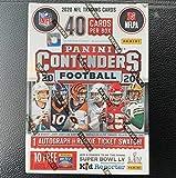 2020 Panini Contenders Football BLASTER box (40 cards/box)