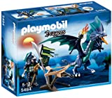 playmobil dragons con guerrero