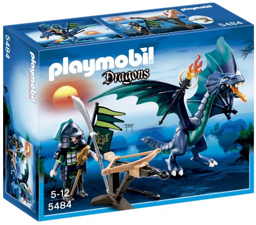 PLAYMOBIL: Dragons Escudo Dragón Animales