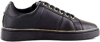Guess Luxury Fashion Womens FL7BRAELE12BLACK Black Sneakers   Fall Winter 19