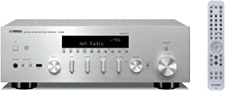 Silver Network HI-FI Receiver Radio AIRPLAY APP Control +MC