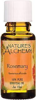 Pure Essential Oil Rosemary 0.5 fl Ounce (15 ml) Liquid
