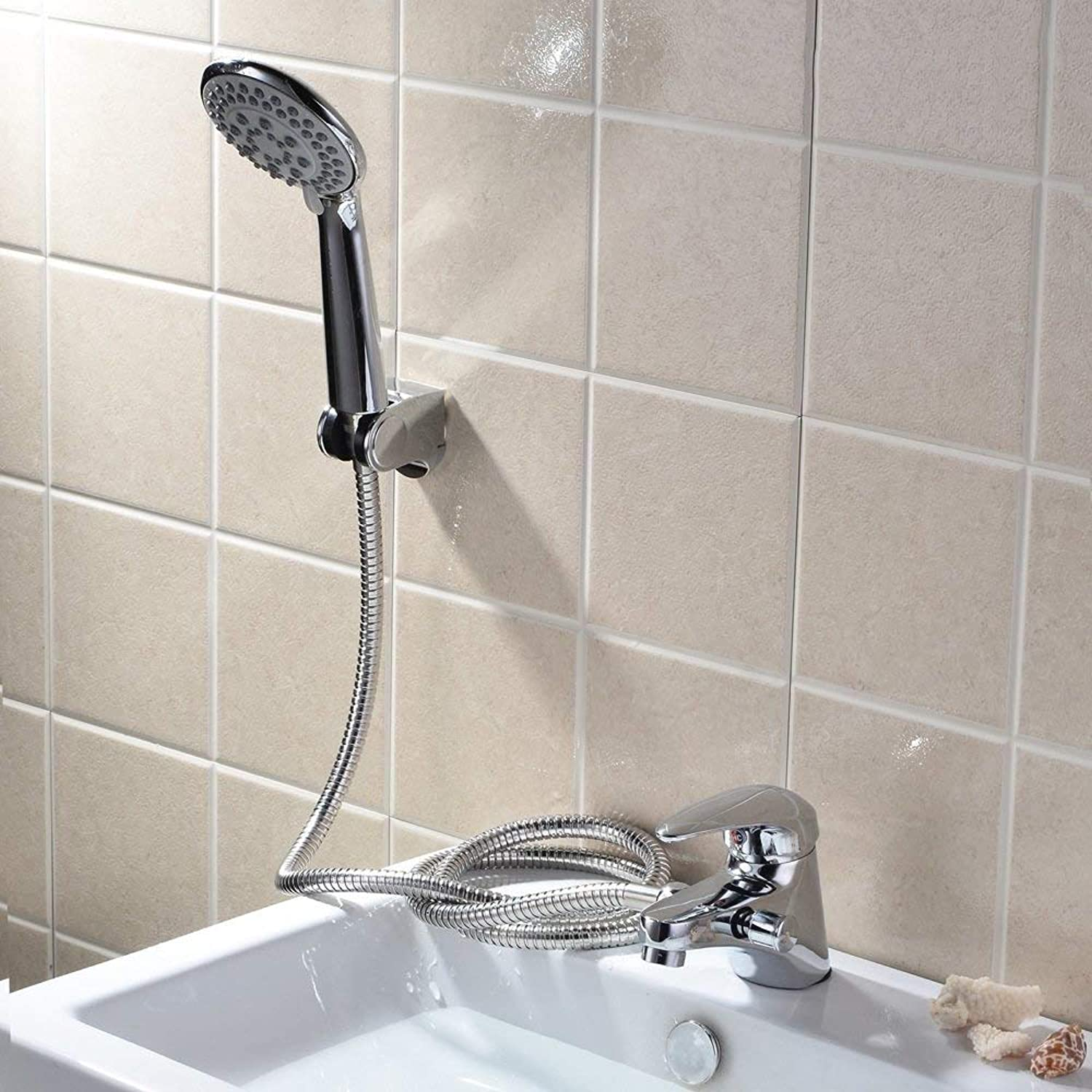 High Quality Brass Faucet with hot and Cold Faucet High Quality Faucet with Shower Faucet