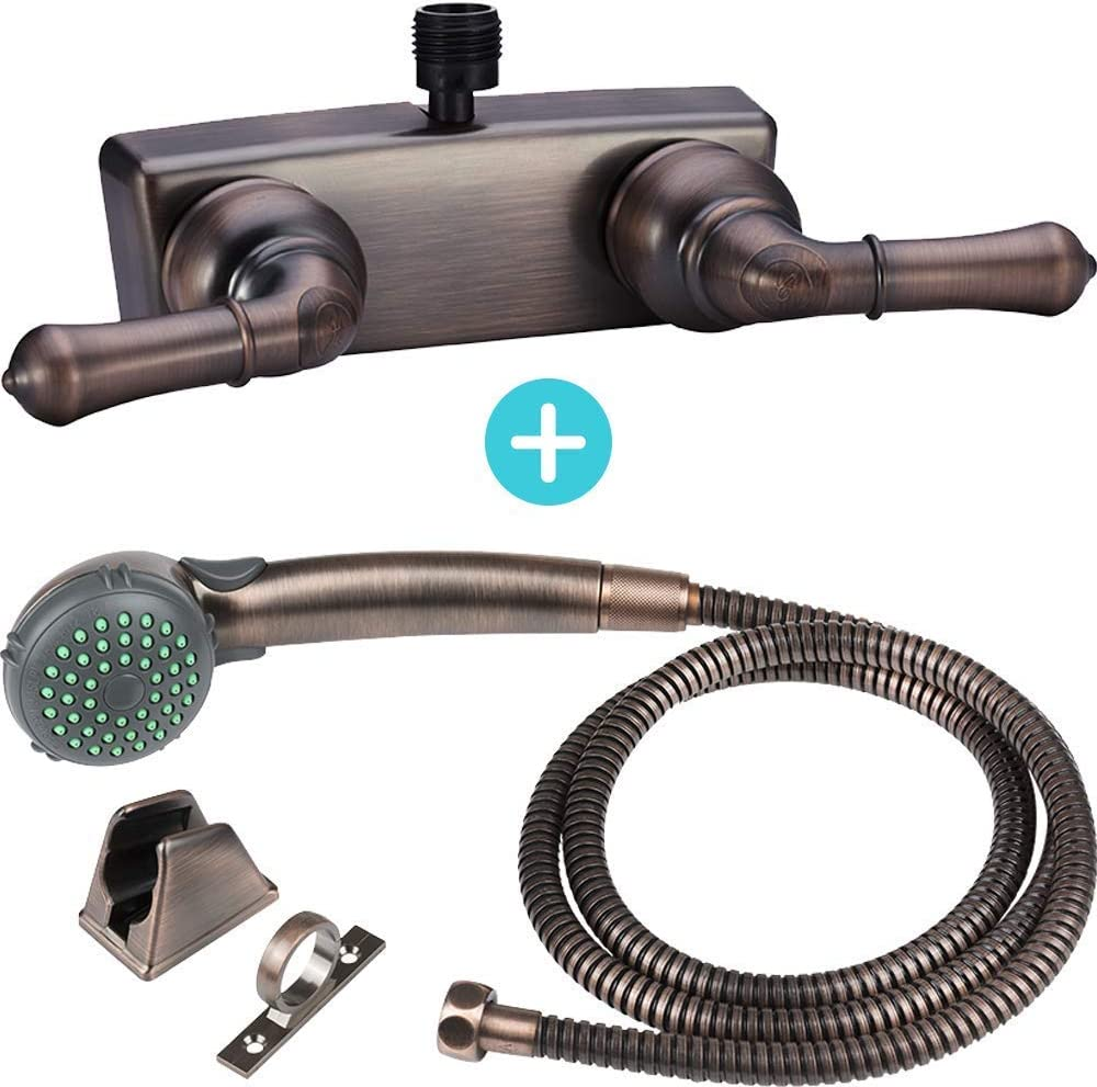 Sales for sale Dura Faucet RV Shower Diverter Valve 2021 autumn and winter new and DF-SA100C-ORB