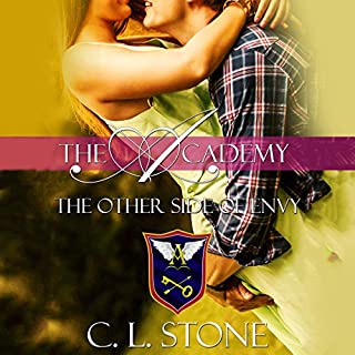 The Other Side of Envy     The Academy: The Ghost Bird, Book 8              Written by:                                                                                                                                 C. L. Stone                               Narrated by:                                                                                                                                 Natalie Eaton                      Length: 10 hrs and 21 mins     Not rated yet     Overall 0.0
