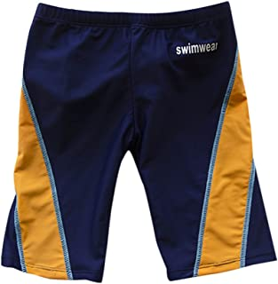 Zhuhaitf 子どもの夏日焼け水着 ボーイズ Summer Holiday Beach Sports Casual Elastic 水泳 Trunks Board Shorts 水着