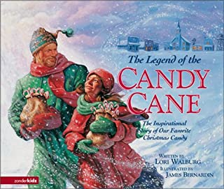 The Legend of the Candy Cane (Enhanced Edition): The Inspirational Story of Our Favorite Christmas Candy (English Edition)