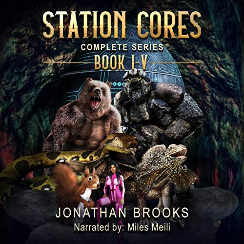 Station Cores Complete Compilation cover art