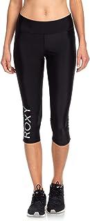 Roxy Women Brave for You Sports Capri Leggings