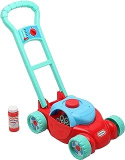 Best little tikes bubble blowing lawn mower Reviews