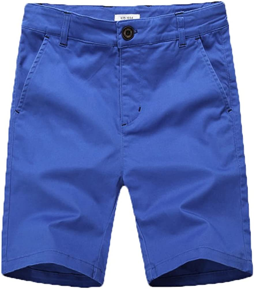 Boys shipfree Shorts with Max 40% OFF Adjustable Waist Kid for Chino 4- School