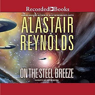 On the Steel Breeze audiobook cover art