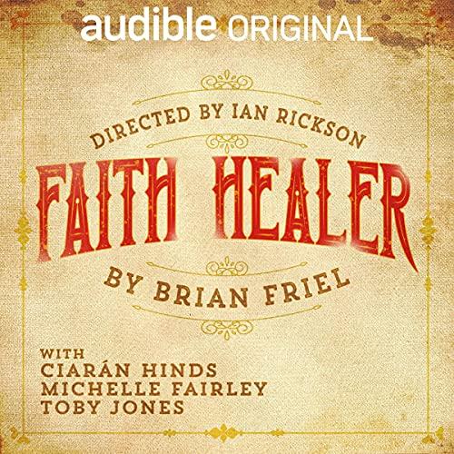 Faith Healer Audiobook By Brian Friel cover art