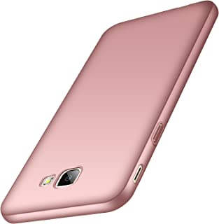 Anccer Compatible for Samsung Galaxy On5 2016 Case [Colorful Series] [Ultra-Thin] [Anti-Drop] Premium Material Slim Full Protection Cover for Samsung Galaxy J5 Prime (Smooth Rose Gold)